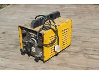 Topweld 160 electric welder and accessories