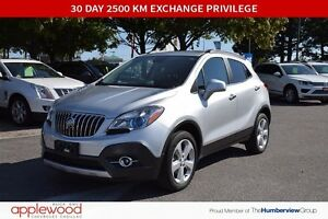 2015 Buick Encore AWD, SUNROOF, LEATHER SEATING