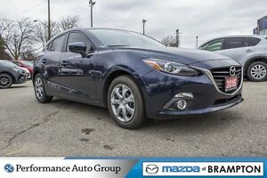 2015 Mazda MAZDA3 SPORT GT|NAVI|HEATED SEATS|SUNROOF|NAVI|REAR C