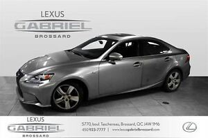 2015 Lexus IS 350 F SPORT 3  NAVIGATION, DESIGN SPORT, CAMERA, C