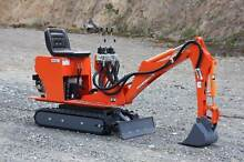 POWERSHOVEL Micro Excavator - FREE shipping Australia wide Burnie Burnie Area Preview