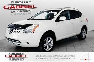 2009 Nissan Rogue SL 4WD / Sunroof / Mags