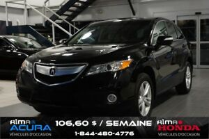 2014 ACURA RDX GROUPE TECHN