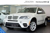 2012 BMW X5 xDrive35d Executive + Navigation + Camera de recul
