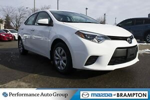 2014 Toyota Corolla LE|HEATED SEATS|REAR VIEW CAM