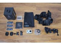 GoPro HD Hero2 with extras