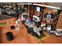 Various lego sets (see attached List)