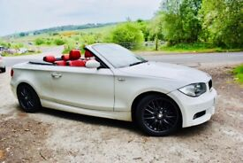 BMW 1 Series 2.0 118i M Sport 2dr Convertible