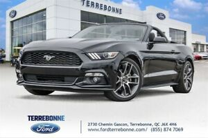 2015 Ford Mustang EcoBoost Premium CONVERTIBLE DÉMARRAGE