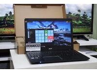 """ACER F5-573G * NVIDIA GTX 950m 4GB * INTEL i5-6200u * 8GB RAM * SSD + HDD * 1080p 15"""" GAMING LAPTOP"""