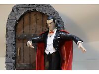 dracula movie figure/statue
