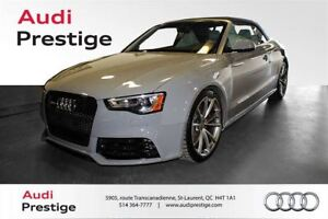 2014 Audi RS 5 RS5 CAB ONLY 35 K