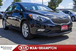 2015 Kia Forte 1.8L LX+|ROOF|HTD SEATS|BLUETOOTH|CRUISE CTRL