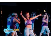 Dance Sessions for Adults in Bristol (street dance, commercial, reggaeton, cabaret and more)