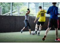 Social women only 5 a side football in West London
