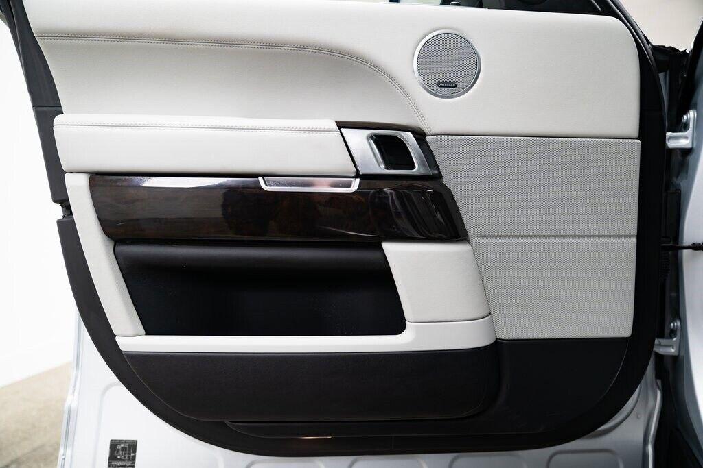 2017 Land RoverRange RoverHSE