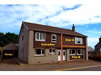 Auction Sale : Investment Property : Calvyden, Finstown, Orkney : House plus 2 flats and workshop.