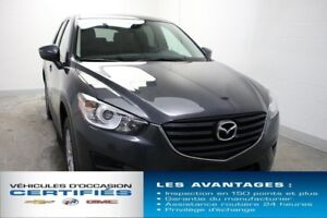"2016 Mazda CX-5 2WD GX MAGS 17"" PUSH START ÉCR.TACT"