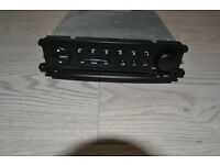 CITROEN XSARA PICASSO CAR RADIO CD PLAYER STEREO