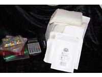 Stationery Bundle - Bubble Envelopes, 4-Hole Punch +More