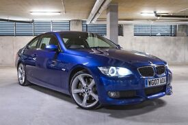 BMW 3 SERIES 3.0 335i SE 2dr (LOW MILEAGE - STUNNING EXAMPLE - RARE MANUAL)