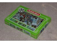 Subbuteo Football game. 60140 Boxed in Excellent condition (one broken corner flag only)