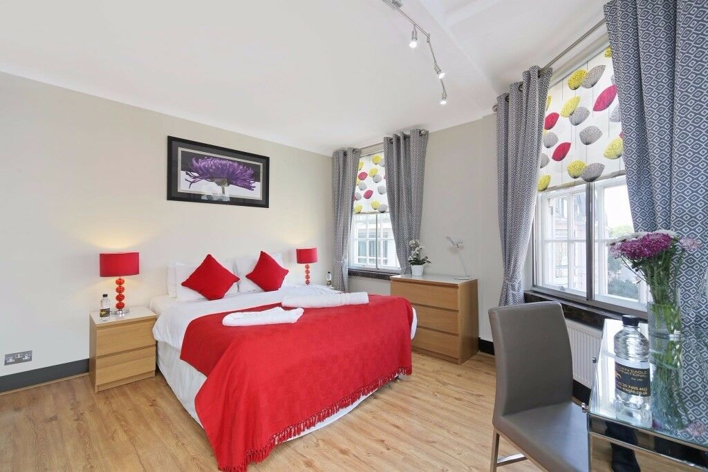 DOUBLE BEDROOM FLAT FOR LONG LET PERFECT FOR SHARES IN MARBLE ARCH ****Price Reduction****