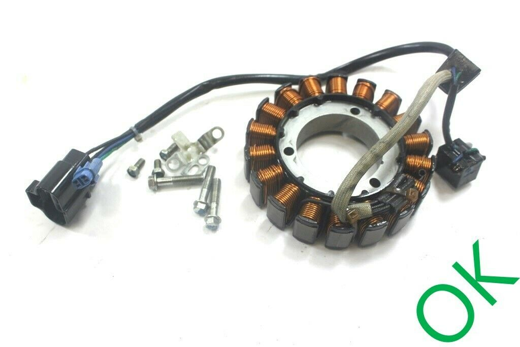 2016 Suzuki King Quad 400 4x4 Stator and Pick up Coil (OEM Working)