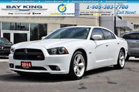 2014 Dodge Charger R/T LOW KM, COMPANY CAR,SALE ON NOW