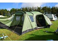 Vango Maritsa 700 and footprint