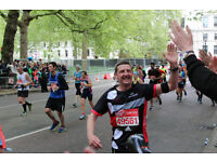 The Big Half 2018: Run for Spinal Research!