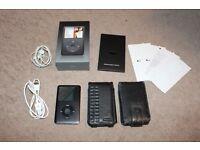 Apple iPod Classic 80GB 6th edition Black Boxed VGC