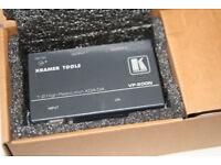 Kramer VP-200N 1:2 High Resolution XGA Video Distribution Amplifier. BNIB.