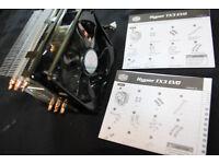 Cooler Master Hyper TX3 EVO cpu cooler for Intel or AMD