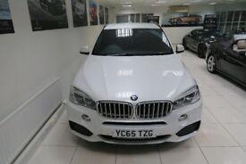 BMW X5 2.0 40e M Sport xDrive 5dr Auto (white) 2015