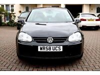VOLKSWAGEN GOLF 1.9 TDI SE AUTOMATIC 5DR HATCHBACK FSH HPI CLEAR 2 KEYS EXCELLENT CONDITION