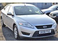 2008 (58) FORD MONDEO 2.0 - 72 000 MILES 12 MONTHS MOT SUPERB CONDITION!