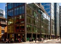 4 Person Office Space in London Bishopsgate EC2M | Premium Serviced Offices