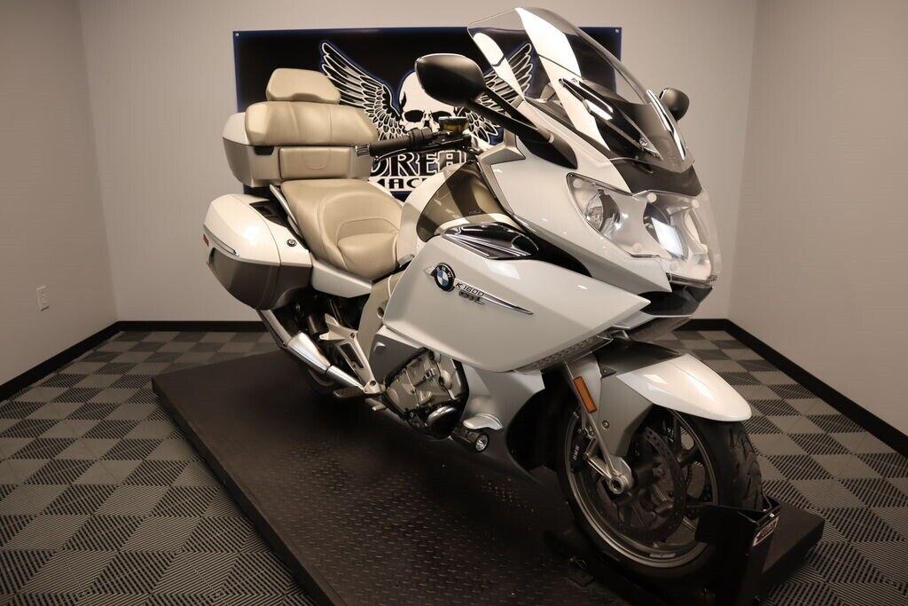 Dream Machines of Austin  2015 BMW K 1600 GTL Exclusive  30256 Miles White