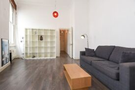 A lovely one double bedroom flat in the heart of Queens park