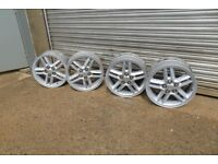 LAND ROVER DISCOVERY/FREELANDER ALLOY WHEELS