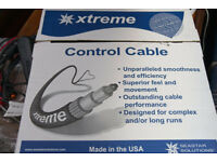 8ft Teleflex 33C XTREM control Shift Throttle Cable for boat