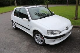 Peugoet 106 GTI, Mark one (Rare) Only 40807 miles