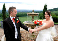 Wedding photograph £120 & £250