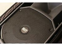 RCF ART 712-A MK II - Active Two-Way Speaker WITH RCF Protective Cover