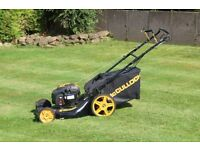 McCulloch petrol,self propelled lawn mower in VGC