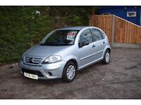 2007 CITROEN C3 DESIRE 1.1 PETROL cheap car,cheap insurance,small car