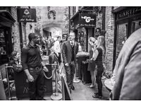 Pastry CDP needed for Charming Venue - Mayfair (£25,000)