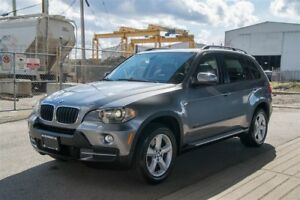 2008 BMW X5 Lether, Sunroof, Sporty SUV!