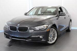 2015 BMW 3 Series *Garantie Km illimitée disponible*
